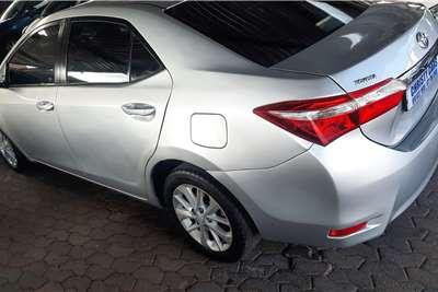 Used 2016 Toyota Corolla 1.3 Prestige