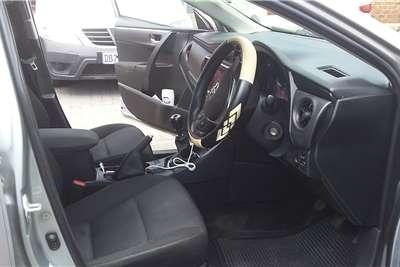 Used 2017 Toyota Corolla 1.3 Prestige