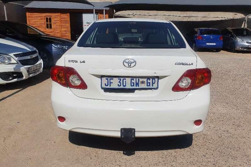 Used 2008 Toyota Corolla 1.3 Professional