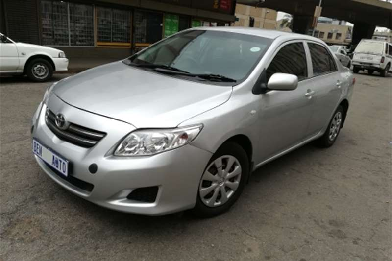 2009 Toyota Corolla For Sale >> Toyota Corolla 1 3 Professional