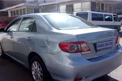 Used 2009 Toyota Corolla 1.3 Professional