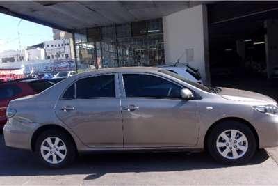 Used 2011 Toyota Corolla 1.3 Professional