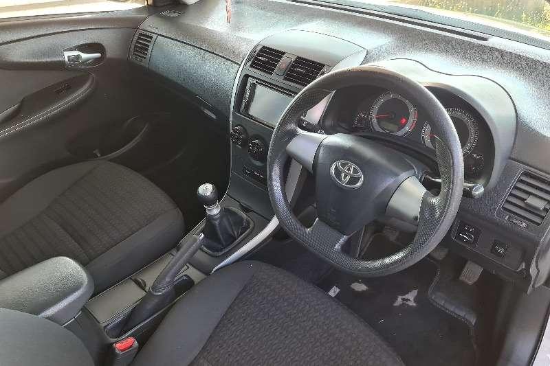 2011 Toyota Corolla Corolla 1.3 Professional