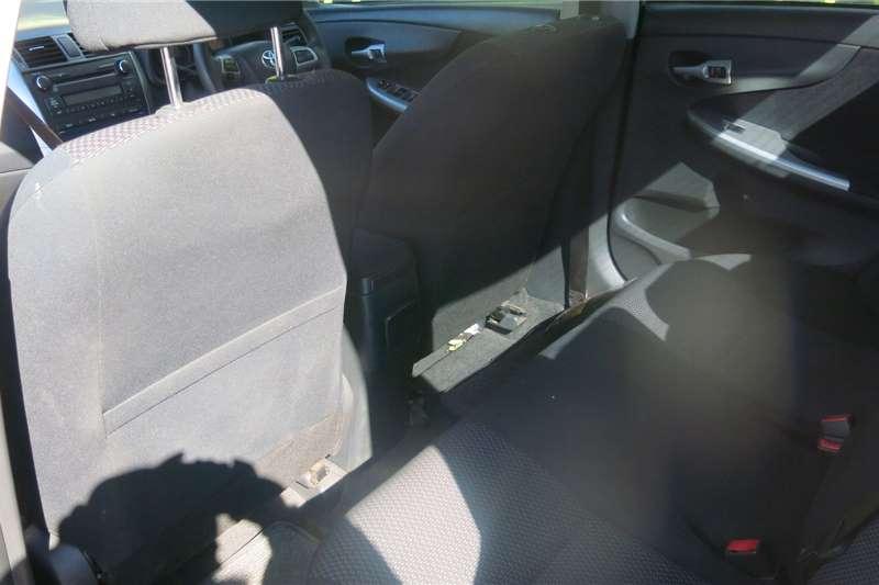 Used 2012 Toyota Corolla 1.3 Professional