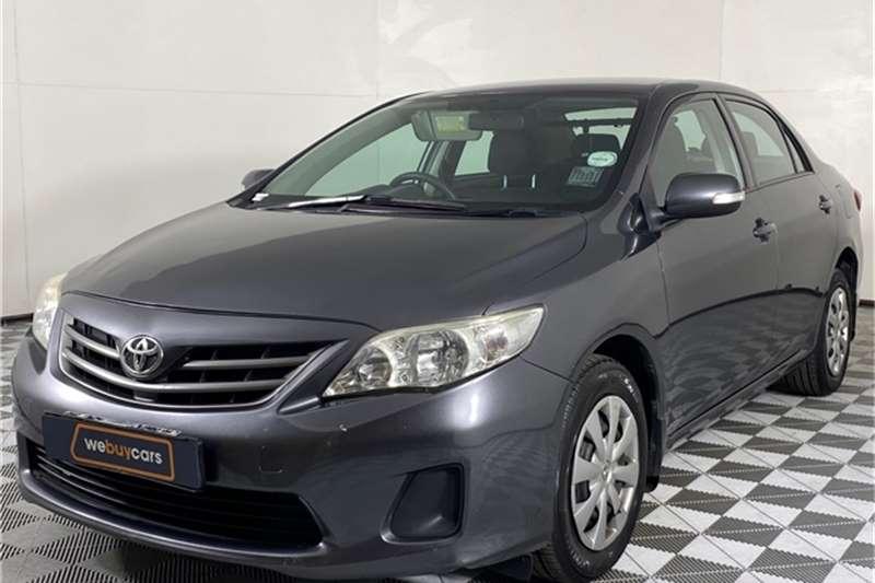 2012 Toyota Corolla Corolla 1.3 Professional