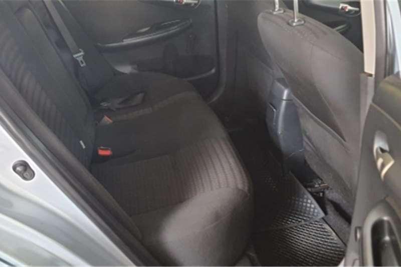 2013 Toyota Corolla Corolla 1.3 Professional