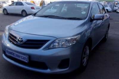 Used 2013 Toyota Corolla 1.3 Professional
