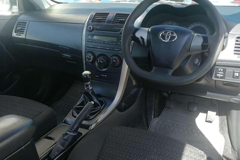 Used 2015 Toyota Corolla 1.3 Professional