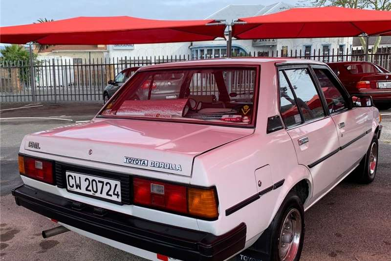 Used 1984 Toyota Corolla