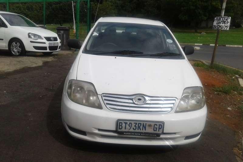 Toyota Corolla 1.4 Advanced 2004