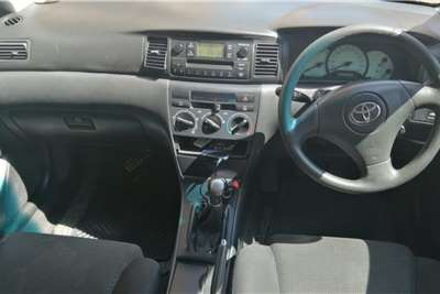 Toyota Corolla 1.4 Advanced 2004