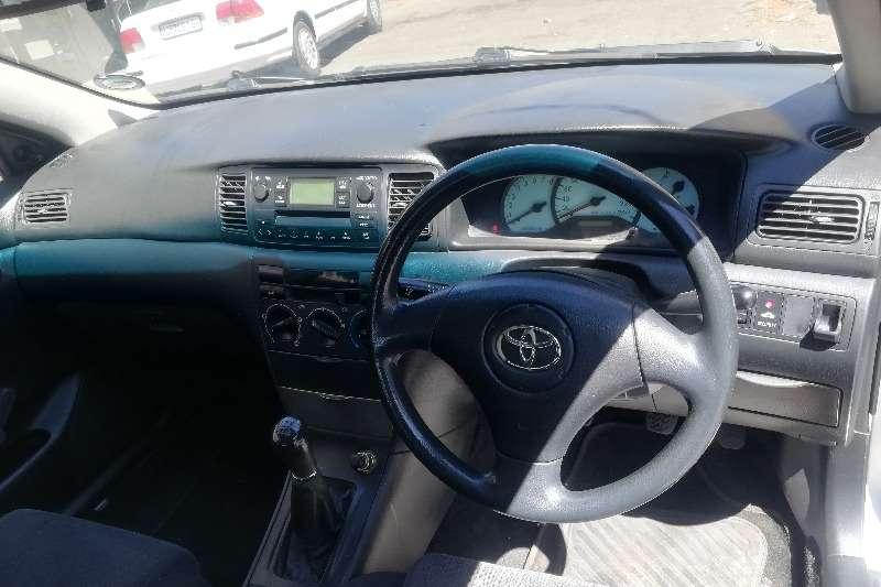 Used 2004 Toyota Corolla 1.4 Advanced