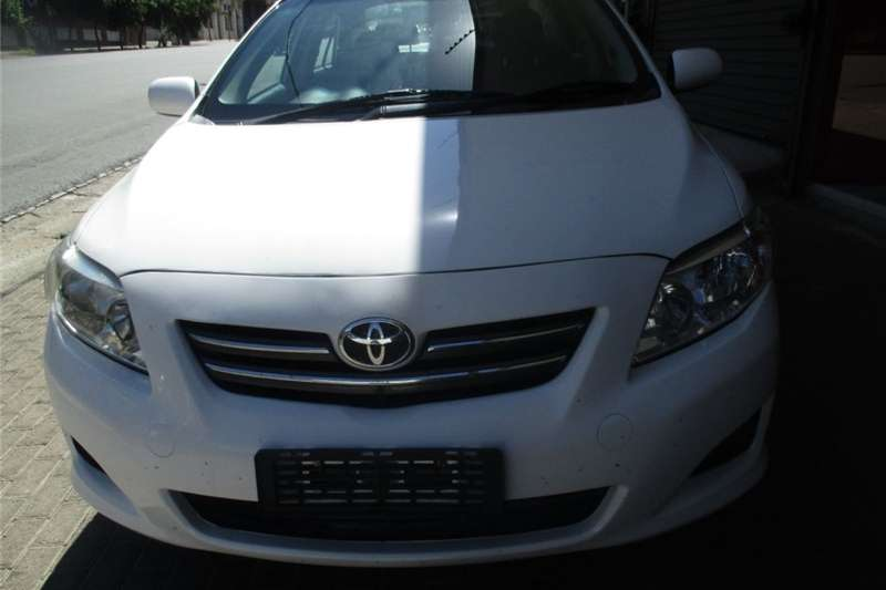 Toyota Corolla 1.4 Advanced 2007