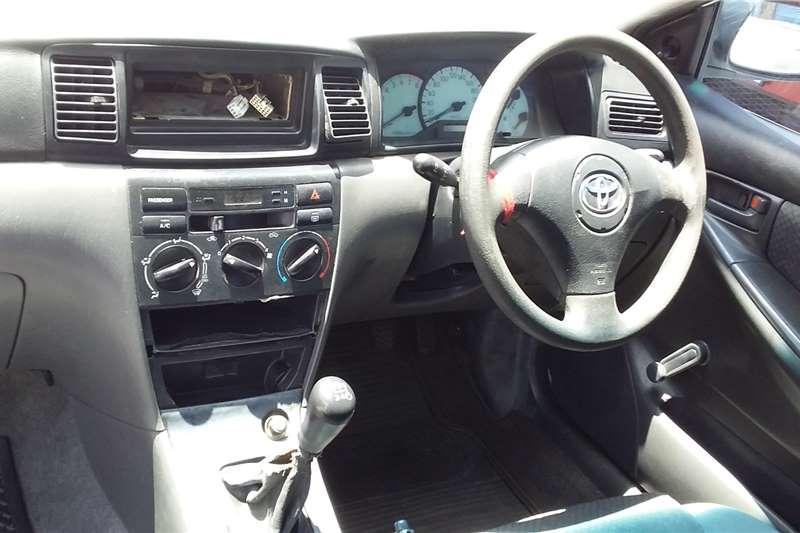 Toyota Corolla 1.4 Advanced 2007