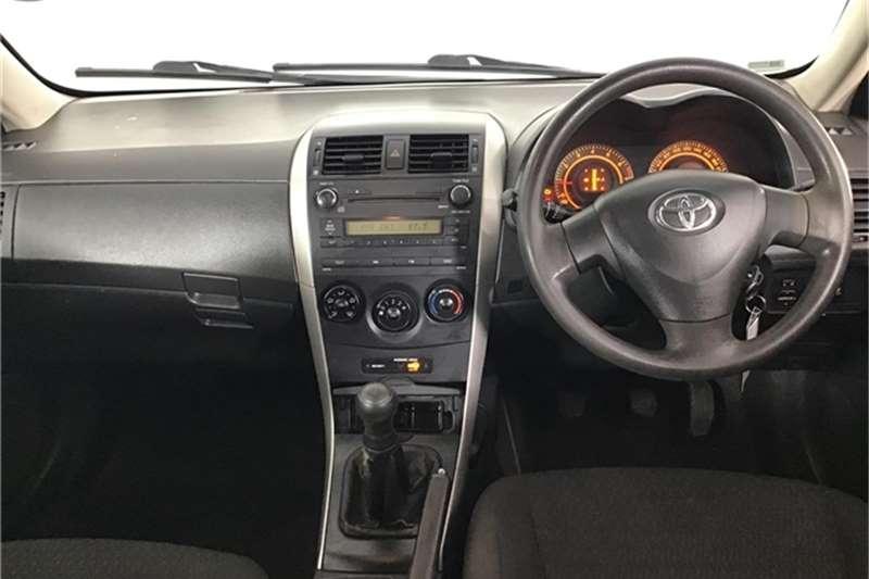 Toyota Corolla 1.4 Advanced 2008