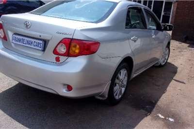 Used 2008 Toyota Corolla 1.4 Advanced