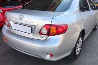 Toyota Corolla 1.4 Advanced 2009