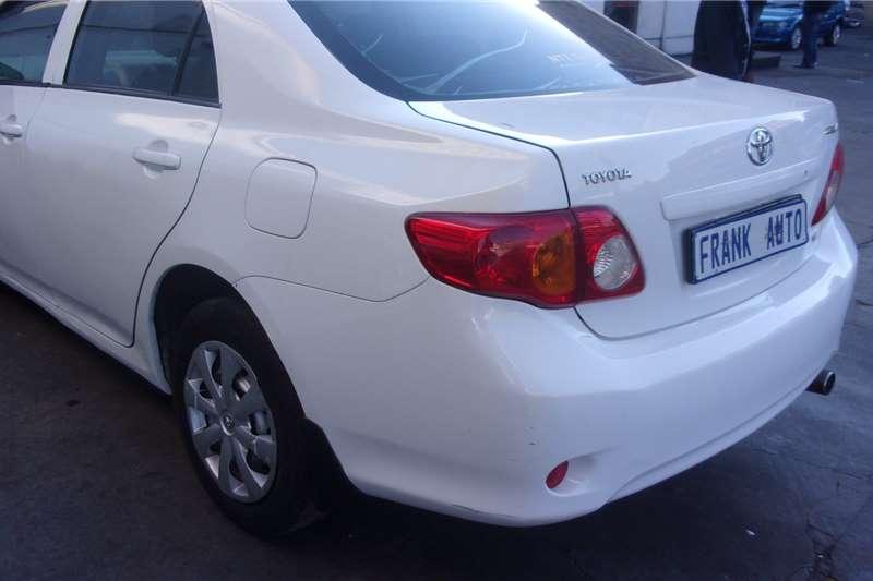 Used 2011 Toyota Corolla 1.4 Advanced