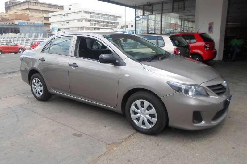 Toyota Corolla 1.4 Advanced 2013