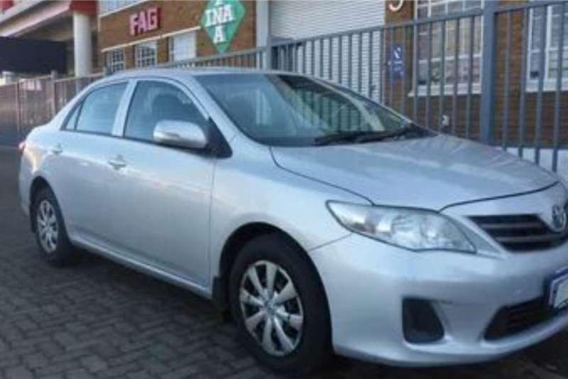 Toyota Corolla 1.4 Advanced 2014