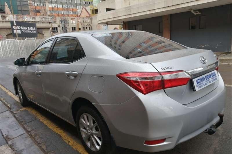 Toyota Corolla 1.4 Advanced 2015