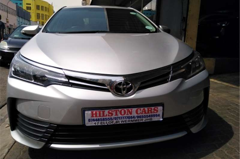 Toyota Corolla 1.4 Advanced 2017