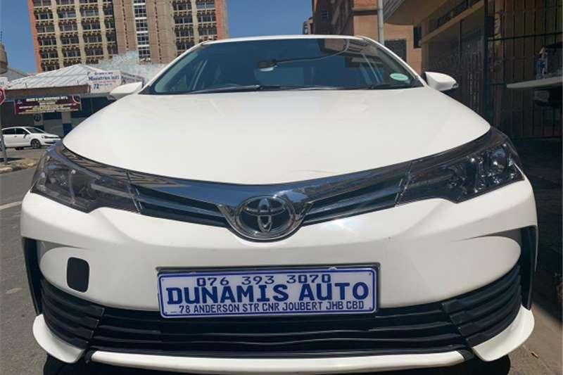 Toyota Corolla 1.4 Advanced 2018