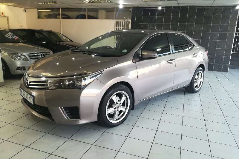 Toyota Corolla 1.4 D4D (One owner) 2014