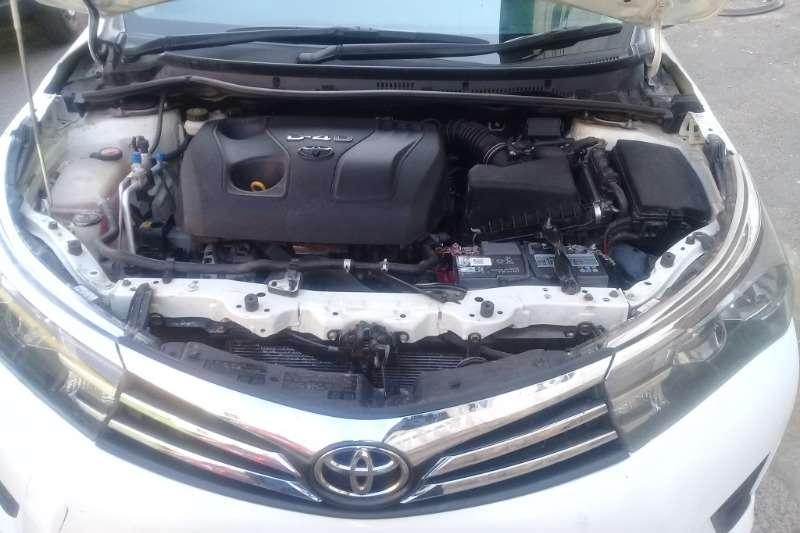 Toyota Corolla 1.4 Prestige 2014