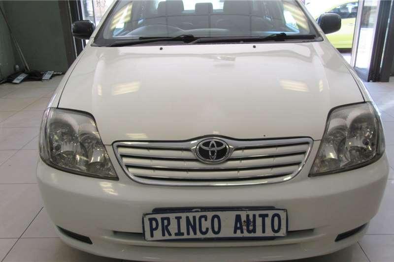 Toyota Corolla 1.4 Professional 2005