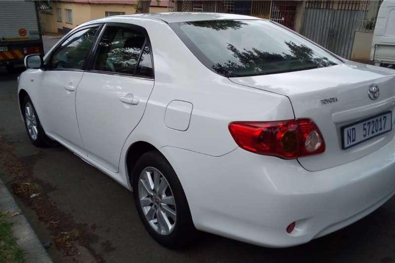 Used 2007 Toyota Corolla 1.4 Professional