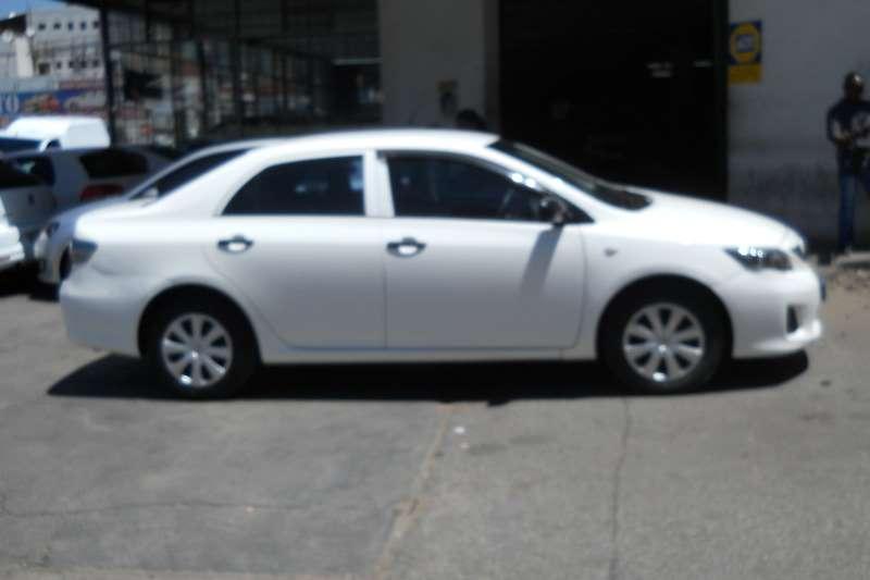 2008 Toyota Corolla For Sale >> Toyota Corolla 1 4 Professional