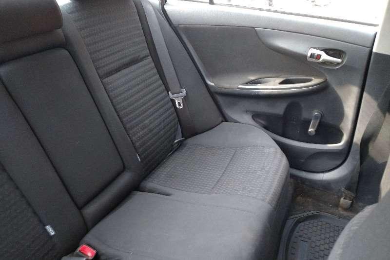 Used 2008 Toyota Corolla 1.4 Professional