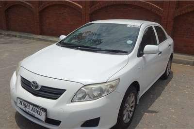 Used 2009 Toyota Corolla 1.4 Professional