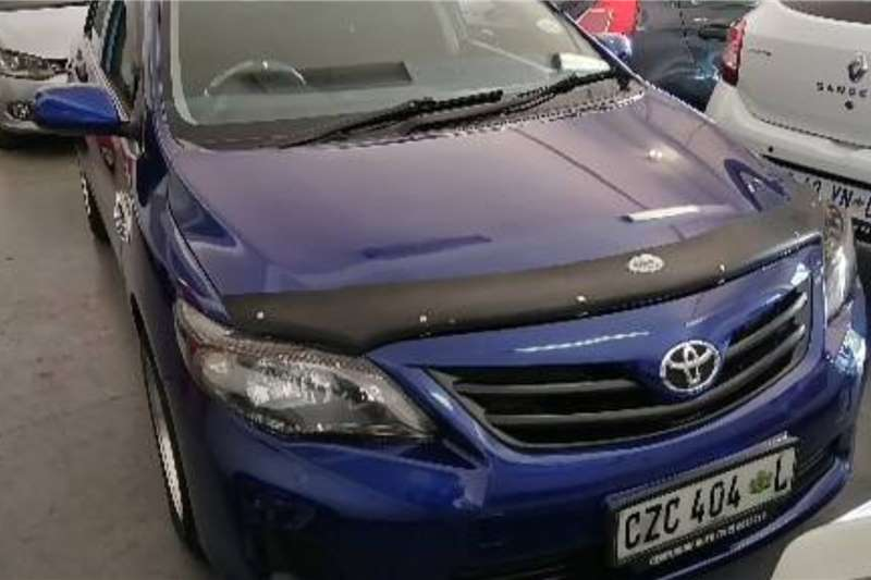 Toyota Corolla 1.4 Professional 2010