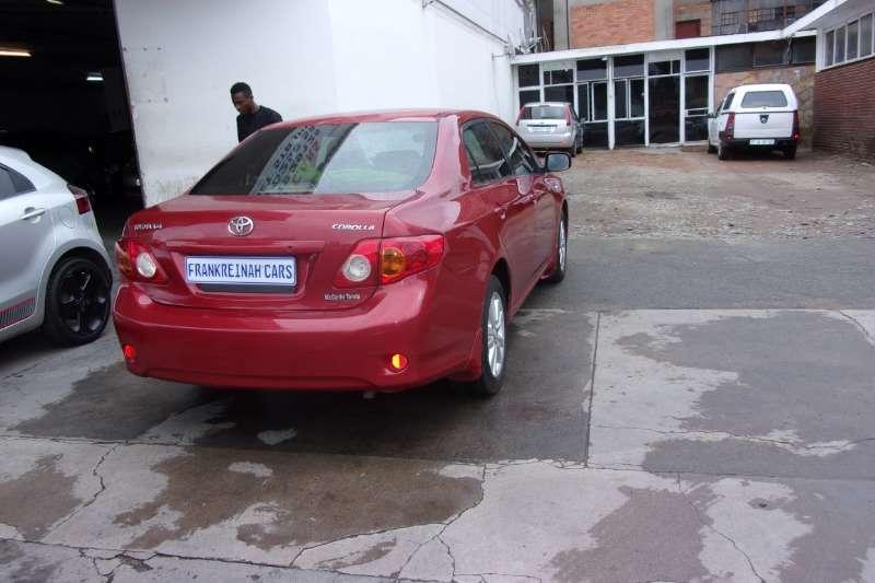 Toyota Corolla 1.4 Professional 2011