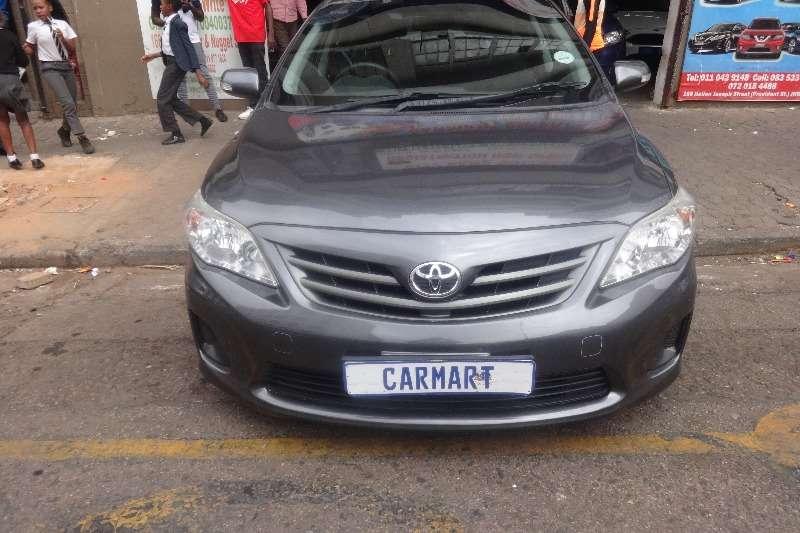 Toyota Corolla 1.4 Professional 2012
