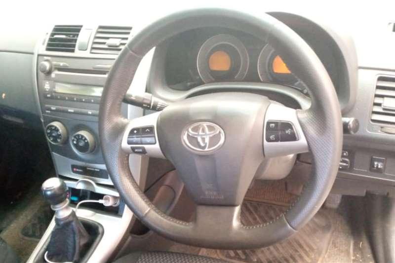 Used 2012 Toyota Corolla 1.4 Professional