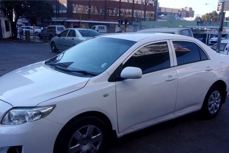 Toyota Corolla 1.4 Professional 2013