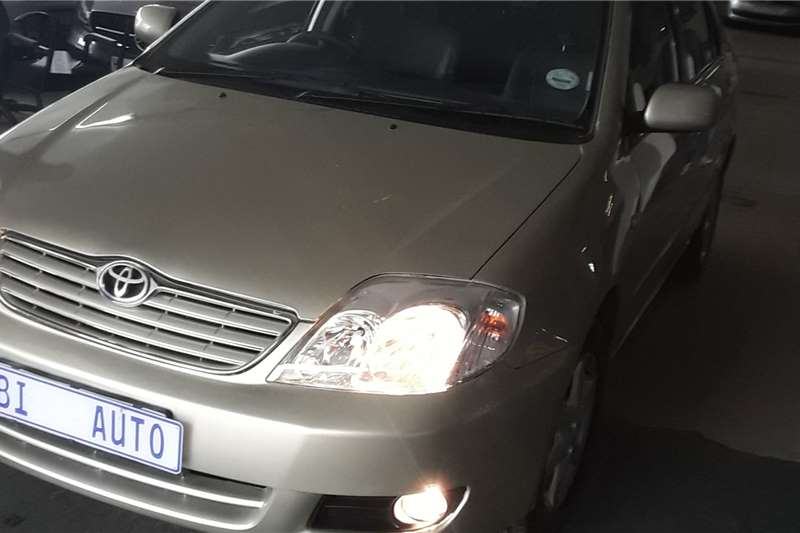 Toyota Corolla 1.4 Sedan 2007