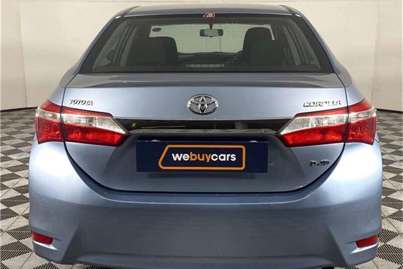 Used 2016 Toyota Corolla 1.4D 4D Esteem