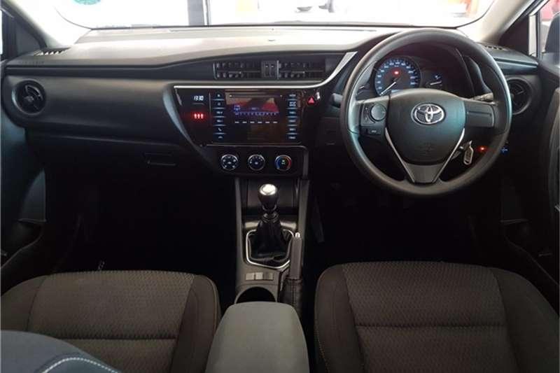 Toyota Corolla 1.4D 4D Esteem 2018