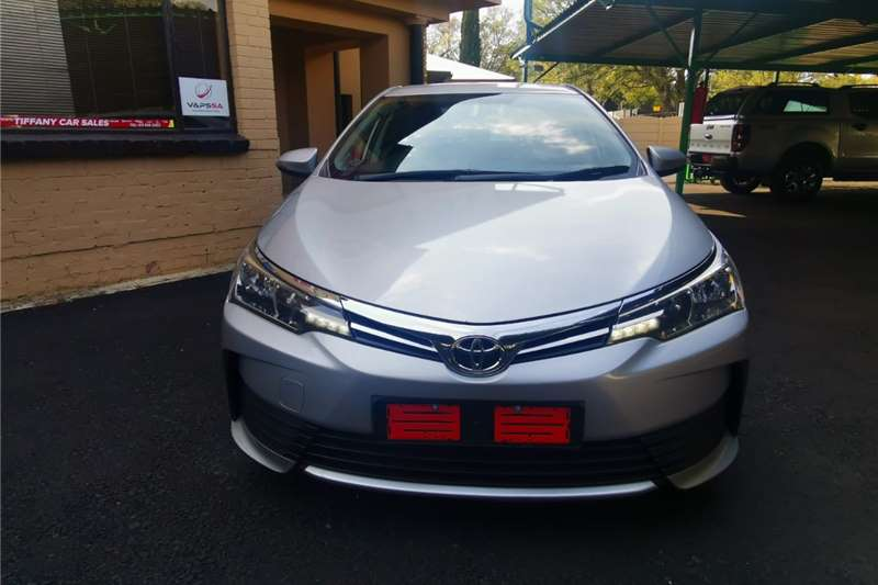 Used 2018 Toyota Corolla 1.4D 4D Esteem