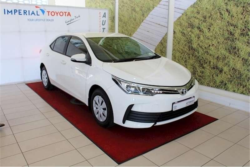 Toyota Corolla 1.4D 4D Esteem 2019