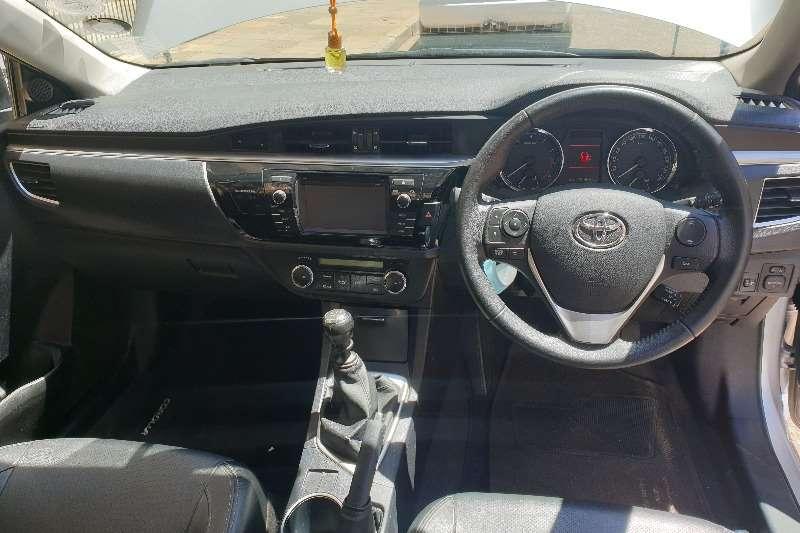 Toyota Corolla 1.4D 4D Prestige 2014