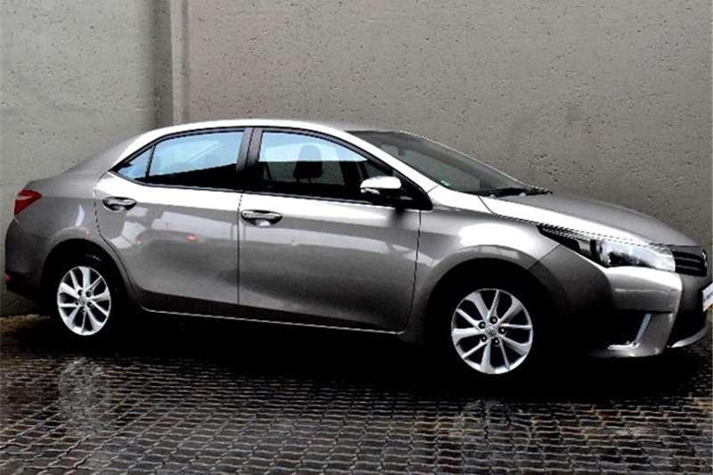 Used 2014 Toyota Corolla 1.4D 4D Prestige
