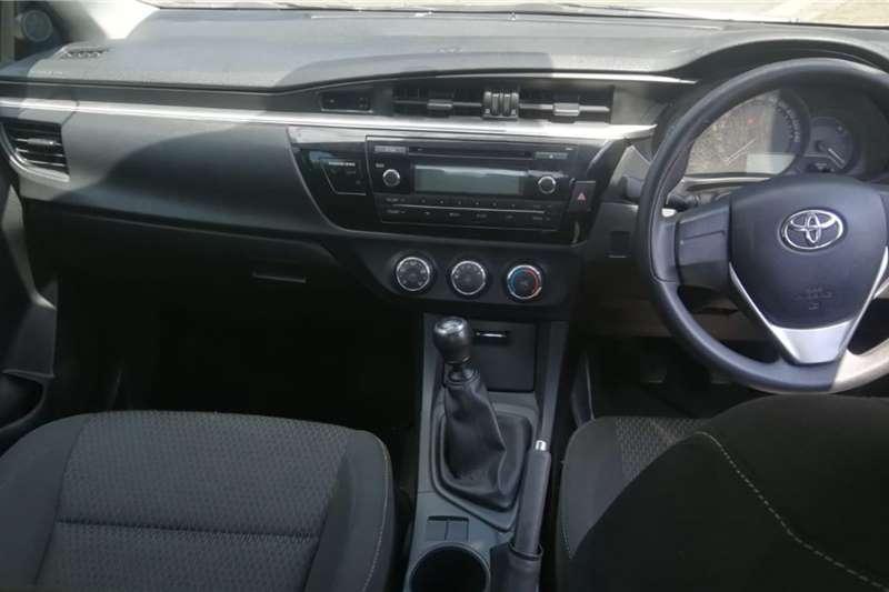 Used 2015 Toyota Corolla 1.4D 4D Prestige
