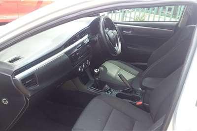 Toyota Corolla 1.4D 4D Prestige 2015