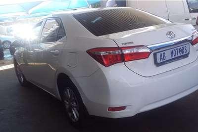 2015 Toyota Corolla Corolla 1.4D-4D Prestige