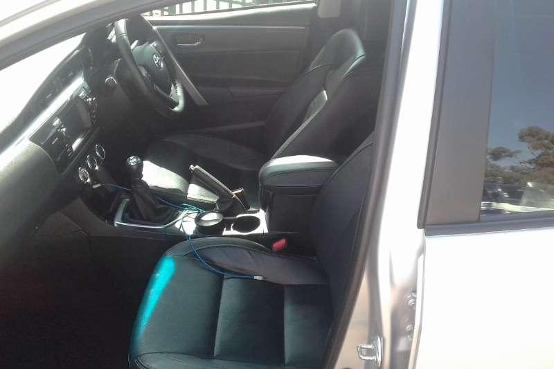 Used 2016 Toyota Corolla 1.4D 4D Prestige